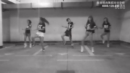 深圳领尚爵士舞培训 爵士舞教学视频 南山哪里学爵士舞好