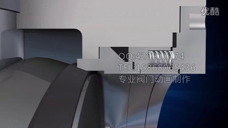 巨浪视觉-阀门动画-蝶阀动画-流体动画-工业动画