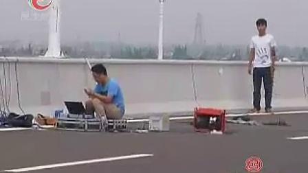 现场报道:三环路高架东南环段7月28日通车