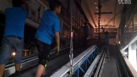 扶梯吊装,电梯拆卸,电梯起重吊装,扶梯吊装搬运,电话13161778211