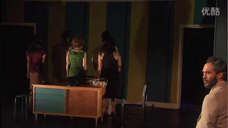 形体话剧《热铁皮屋顶上的猫》宣传片-美国运动集市剧团