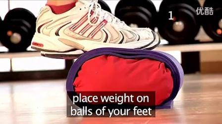 【巨人健身】教你不用负重也能练小腿_标清