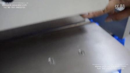 LED pcb cutting machine/Automatic v cut PCB cutting machine