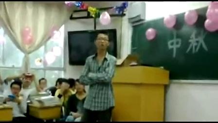 巴中中学高2012级16班毕业视频