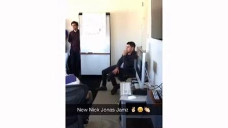 20140722 Nick Jonas New Song Snippet