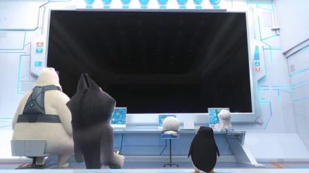 【马达加斯加的企鹅】SDCC曝光片段 中文版