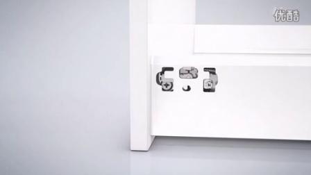 TANDEMBOX antaro 豪华金属抽方杆系列