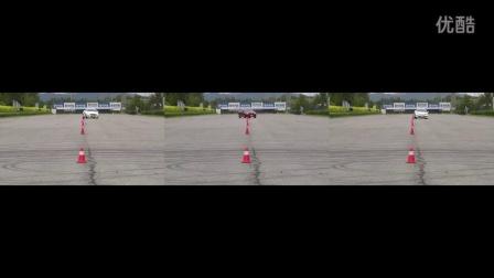 马自达阿特兹、本田雅阁、福特蒙迪欧性能测试01
