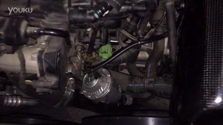 卡特汽车技研2.0TSI  HKS卸压阀声音