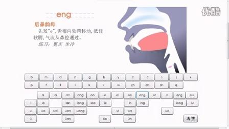 汉语拼音 en 和 eng 的区别