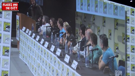 The Hobbit BOFA panel SDCC 2014 霍比特人3发布会