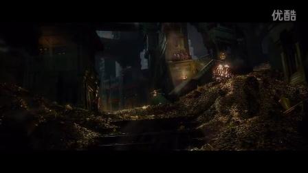 《霍比特人3:五军之战》超清先行预告 The Hobbit 3-HDteaser