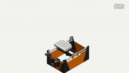 新型数控平面磨床