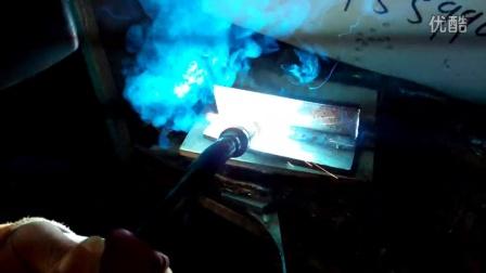上海龙太单脉冲500无飞溅气保焊机