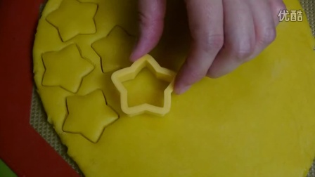 星星饼干 Twinkle Twinkle Little Star Cookies