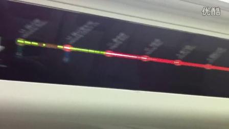 即将开通的杭州地铁2号线东南段(盈丰路-钱江世纪城)区间!
