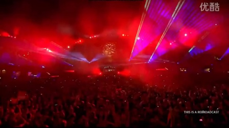 HARDWELL and TIESTO TOMORROWLAND 2014