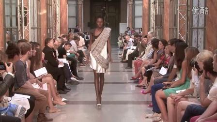 IFA Paris 2014 巴黎校区毕业生时装大秀!