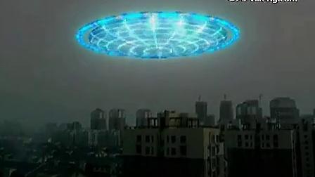 UFO以超光速离去飞行,他是怎么做到的!?_标清