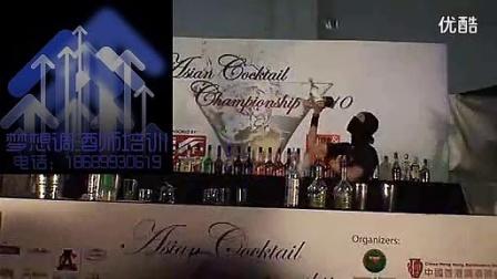 mx 海南梦想调酒师培训 2010年花式调酒比赛—忍者_标清