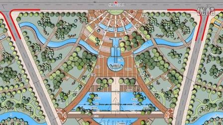 昊瀚国际新疆铁门关市行政中心建筑设计