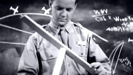 二战美军诺登轰炸瞄准具教学片.p1.原理