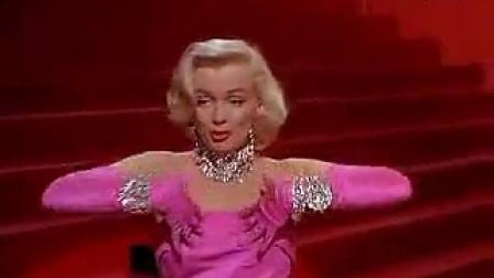 欧美金曲TOP100【051.Marilyn Monroe-Diamonds Are A Girl's Bes