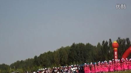 阿克塞哈萨克族自治县成立60周年庆典