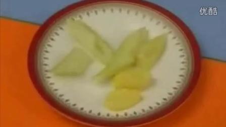 【蓝图小厨】经典家常菜之(东北酸菜)汆白肉