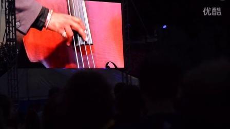 布拉格的波西米亚爵士音乐节现场