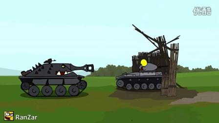 坦克世界动画:加强工事