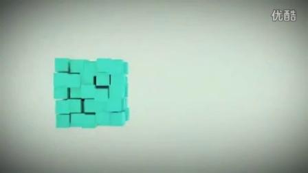 AE模板-Blocks Distortion