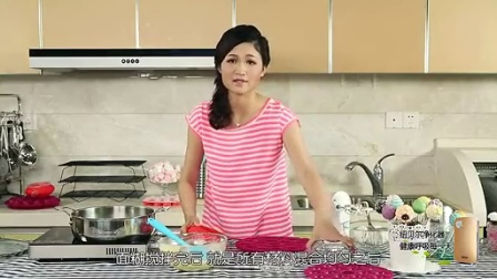 《Tinrry下午茶》教你做棒棒糖蛋糕_高清