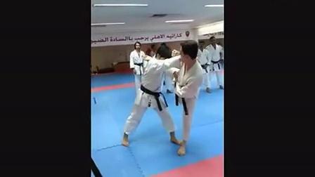 中達也師範 2013年11月迪拜2