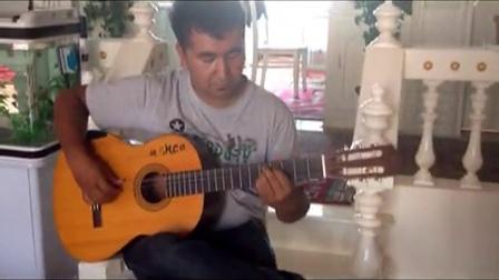 维族吉他手-艾尼-超级玛丽-Mario