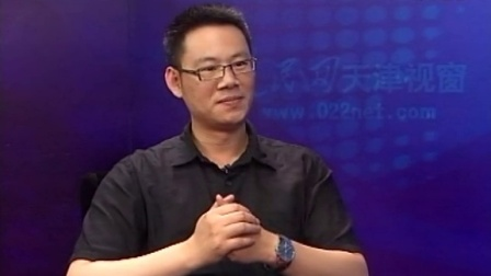 人民网天津视窗专访纽约广告节中国首席代表吴金君(十)