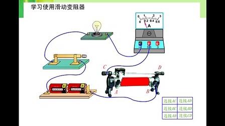 优优课堂i.youku.com/yyktwuli---人教版九年级物理16.4变阻器