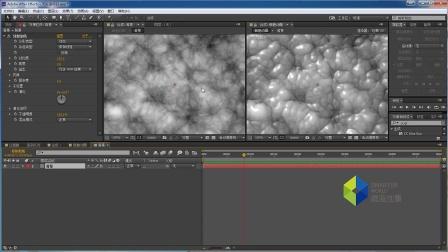 045-AE初级教程-红巨人粒子系统的细胞动画制作之第二部分-源自AK