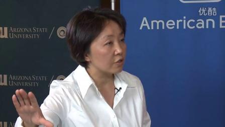 美国ED电视台采访杨丹博士关于VINCI凡骐融合学习教程