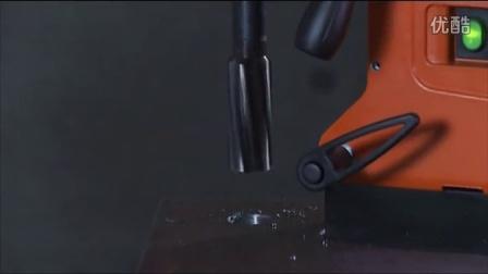 德国泛音磁力钻 磁座钻各型号使用方法视频