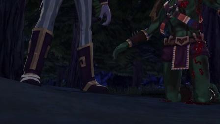 DOTA动画《倒不了的塔》SC02EP07 08一周年