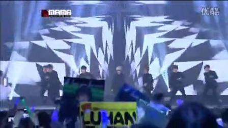 Super Junior - Spy(2012MAMA亚洲音乐盛典)
