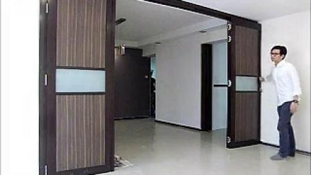 匹帝门-客厅和饭厅隔断