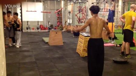 Ninja warrior training shanghai