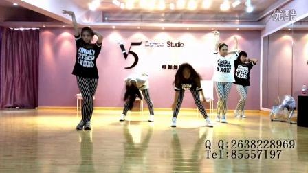 武汉唯舞舞蹈  JAZZ爵士舞 性感  A班成果展示