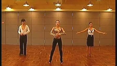 无师自通拉丁舞桑巴舞教学