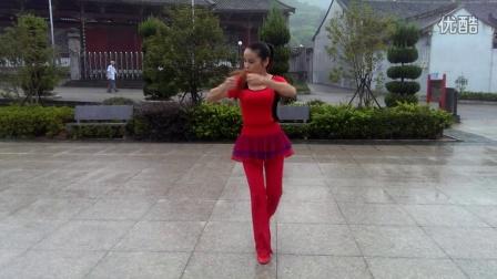 温州丽岙丽南广场舞一物降一物编舞;春英 演示;冬仙