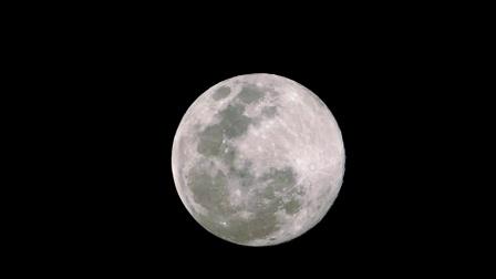 GH4拍摄 超级月亮