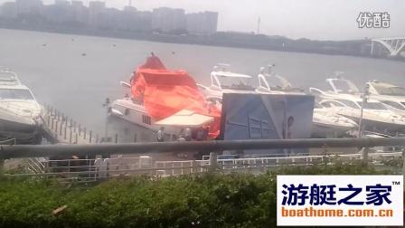 阿兹幕游艇-蛟龙66发布仪式