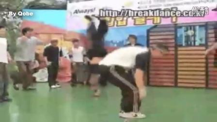 【粉红豹】Bboy Wing (Jinjo)_Breaking_2000's_2010经典集合!
